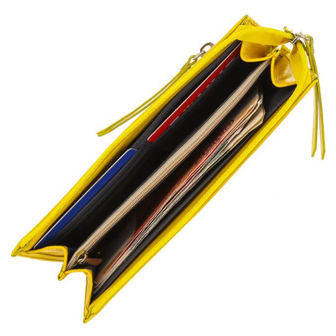 10d425985b01 Женское портмоне VD097 yellow | Versado Россия